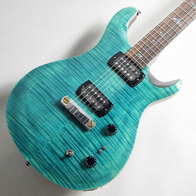 Paul Reed Smith SE Paul's Guitar Aqua With Gig Bag From Japan Free Shipping • 1,510.94£