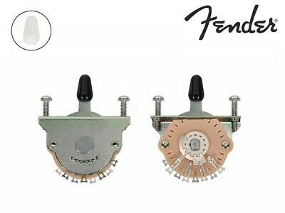 Fender (Oak Grigsby) Genuine Replacement Part- Pickup Selector Switch 5 Way • 18.75£