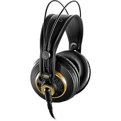 AKG Acoustics K 240 Studio Semi -Open Professional Headphones  • 59.99£