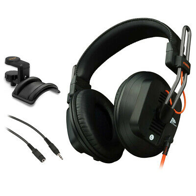 Fostex RPmk3 T40RPmk3 Stereo Headphones W/ Holder & Extension Cable • 124.28£