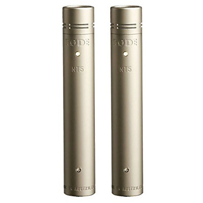 Rode NT5-MP Compact Cardioid Condenser Microphones, Matched Pair • 472.15£