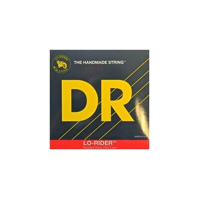 DR Lo-Rider Bass 40-100 Light (LH-40) Long Scale Bass Guitar Strings