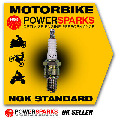 NGK Spark Plug Fits YAMAHA  YN50 Neo's, Ovetto 50cc 98->08 [BR7HS] 4122 New In B • 3.91£