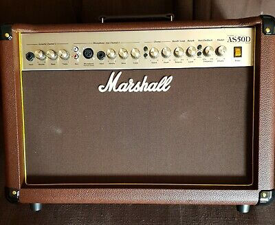Marshall AS50D Acoustic Combo • 230£