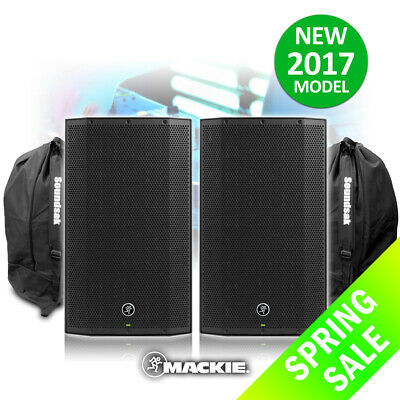 Mackie Thump12A V4 Active DJ PA Speaker 12  1300w Powered NEW! SERIES + Bags • 579£