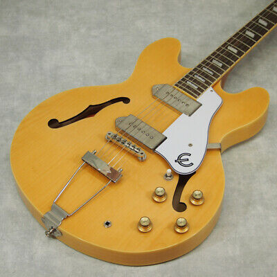 Epiphone CASINO NA Semi-Hollow Body With Soft Case Used Japan Free Shipping • 717.28£