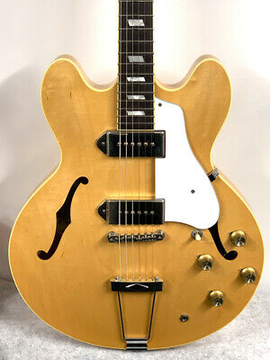 Epiphone Elitist 1965 CASINO NA Semi-Hollow Body With H/C Used JP Free Shipping • 1,740.79£