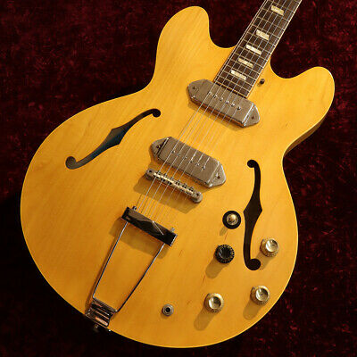 Epiphone John Lennon Revolutio 1965 CASINO Semi-Hollow Body With H/C Used JP F/S • 3,340£