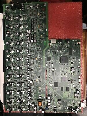 Qsc Touchmix 30 Pro Main Board P# Wp-6104401-00-pcb, For Parts As Is  • 171.33£