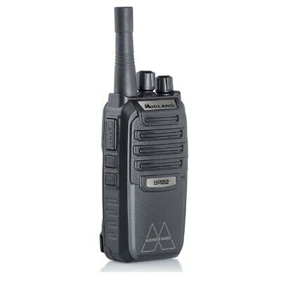 Midland Br-02 Pmr446/business Radio Transceiver Inc Charger • 89.95£