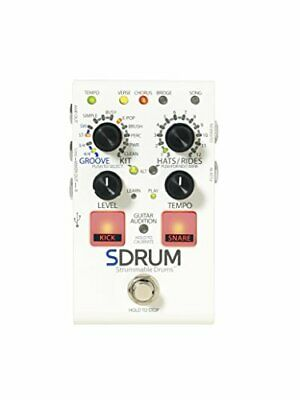 DigiTech SDRUM Guitar Effects Pedal Strummable Drum • 168.48£