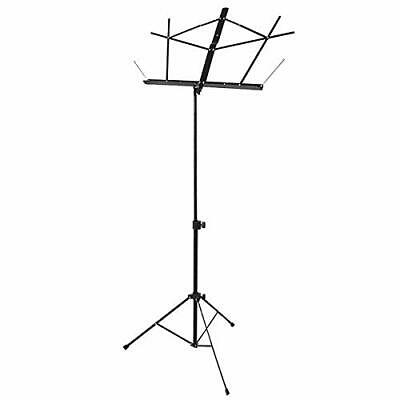 On Stage Stands SM7122B Compact Music Stand, Black • 34.08£