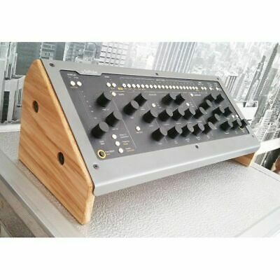Synths & Wood Solid Oak End Cheeks Stand For Softube Console 1 Mk1 & MK2 Cont... • 47.99£