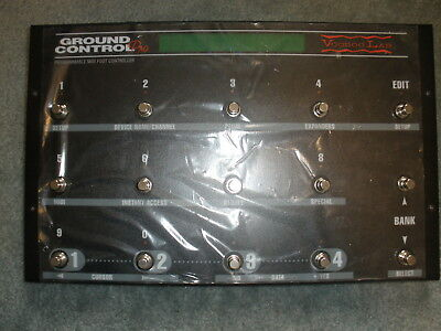 Voodoo Labs Ground Control PRO Midi Controller - Barely Used • 241.85£