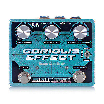 Catalinbread Coriolis Effect Pitch Shifter • 165.01£