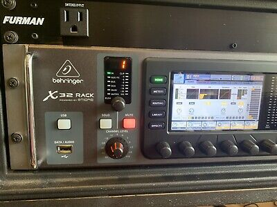 Behringer X32 Rack Digital Mixer • 637.09£