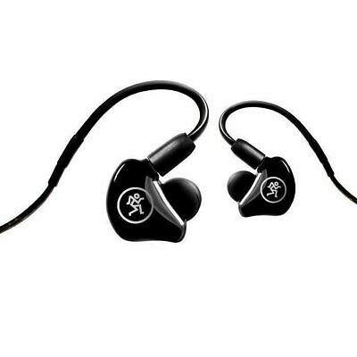 Mackie MP240 BTA Professional In Ear Monitor Headphones With Bluetooth • 202.40£