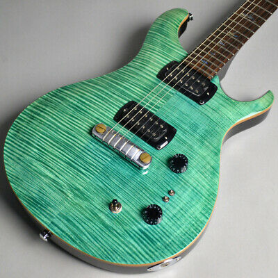 Paul Reed Smith SE PAUL'S GUITAR AQ Aqua With Soft Case Used Japan Free Shipping • 1,652.95£