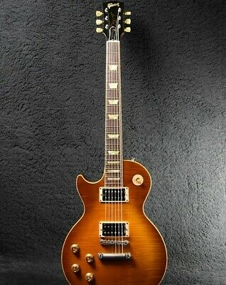 Used '97 Gibson Les Paul Classic Premium Plus HB *Lefty* Figured Maple Top W/HSC • 1,938.92£