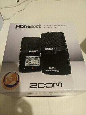 Zoom H5 2GB Handy Digital Recorder + Accessory Pack • 81£