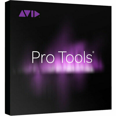 Avid Pro Tools | Ultimate Annual Subscription - Audio Software (Download) • 786.34£