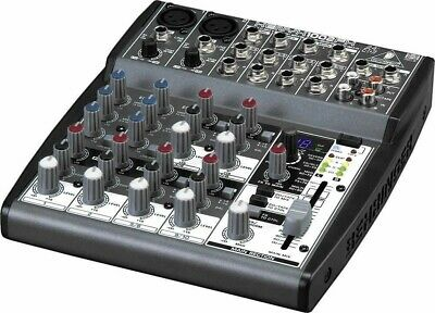 BEHRINGER XENYX 1002FX Great Condition With Transformer. • 40£