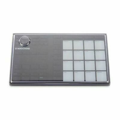 Decksaver Native Instruments Maschine Mikro Mk3 Cover (smoked Clear) • 33.66£
