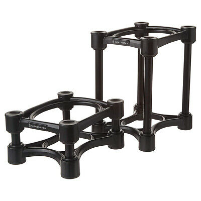 IsoAcoustics ISO-155 Medium Speaker Monitor Acoustic Isolation Stands (Pair) • 79.22£