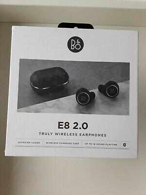 Genuine Bang & Olufsen Beoplay E8 2.0 Truly Wireless Bluetooth Earbuds RRP £250 • 178£