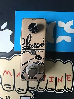 Outlaw FX Lasso Looper Guitar Effects Pedal Electro Harmonix 9V Fast Shipping • 48.75£