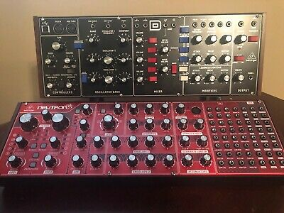 3Dsynth Stand For Behringer Model D, Neutron, Pro-1, And K-2 • 17.97£