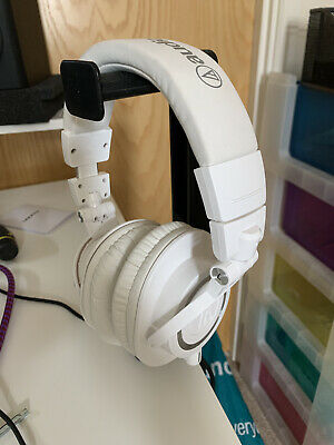 Audio-Technica ATH-M50X Monitor Headphones, With Two Original Cables And A Bag • 35£