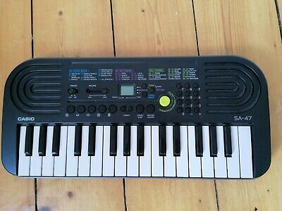 Casio Mini Keyboard SA 47 • 9.99£
