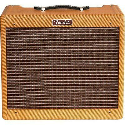 Fender Limited Edition Blues Junior Lacquered Tweed Guitar Combo Amp • 471.54£