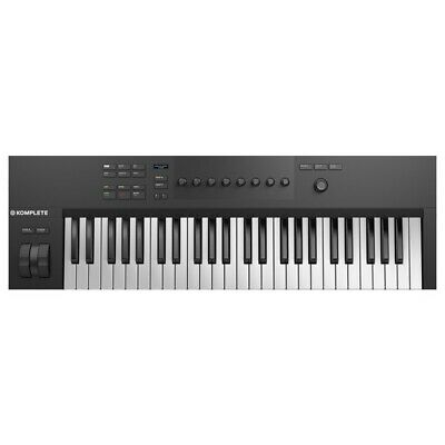 Native Instruments Komplete Kontrol A49 Controller Keyboard - Used Once • 100£