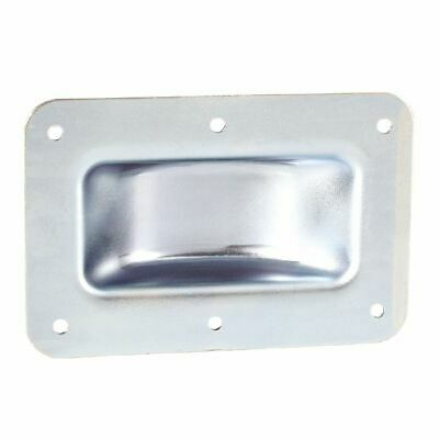 Adam Hall 38083 Castor Dish Steel Galvanised • 9.49£