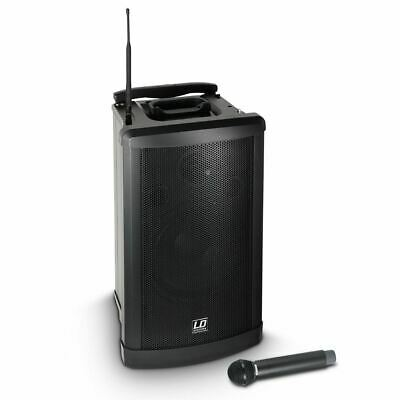 LD Systems Roadman 102 Portable PA Loudspeaker With Handheld Microphone • 949£