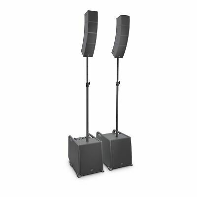 LD Systems CURV 500 PS Portable Array System Set Inc Distance Bars & Cables • 1,499£