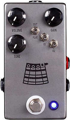 The Kilt V2 Overdrive And Fuzz Guitar Effects Pedal Electric Guitar Effects • 181.62£