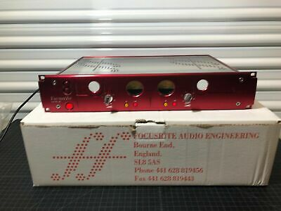 Focusrite RED 8 Dual Mic Pre W/ Original Box • 1,303.37£