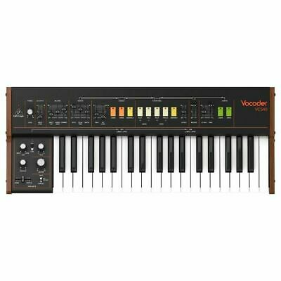 Behringer VC340 Analogue Vocoder Synthesiser • 433.14£