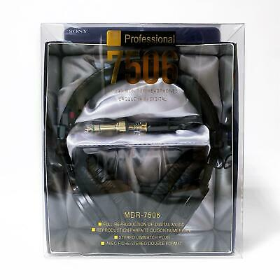 Sony MDR-7506 Professional Headphone, Black • 74£