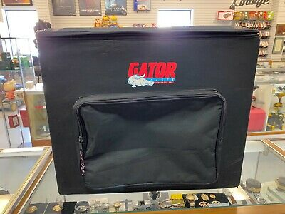 Gator Cases G112A - 1X12 Combo Amp Transporter Case/Stand UPC 716408503875 • 141.02£