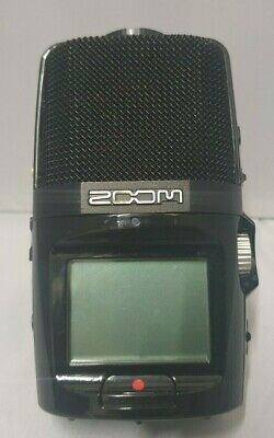 Zoom - H2n - Handy Recorder - Black • 89.99£