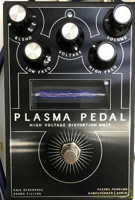 GAMECHANGER AUDIO PLASMA PEDAL 33457776 Effects Pedal Safe Shipping From Japan • 349.50£