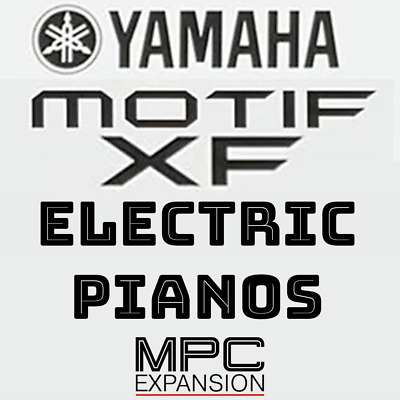 Yamaha Motif XF Electric Pianos MPC Expansion Akai MPC Live One Force X Touch • 7.08£