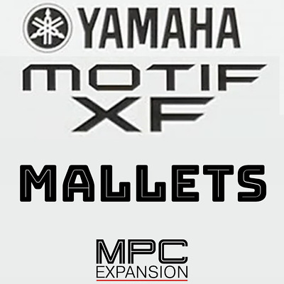Yamaha Motif XF Mallets MPC Expansion Akai MPC Live One Force X Touch • 7.08£