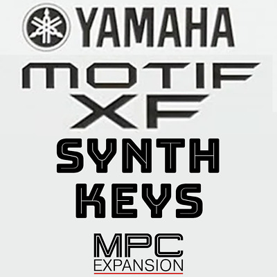 Yamaha Motif XF Synth Keys MPC Expansion Akai MPC Live One Force X Touch • 7.08£
