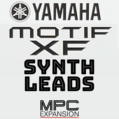 Yamaha Motif XF Synth Leads MPC Expansion Akai MPC Live One Force X Touch • 7.08£