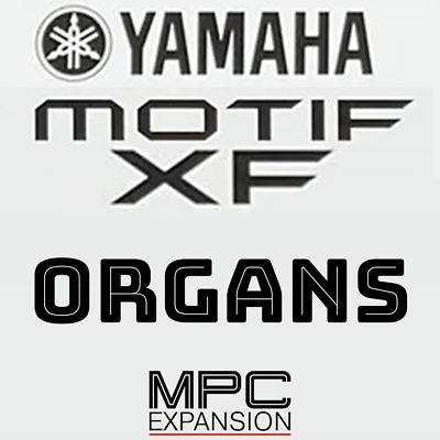 Yamaha Motif XF Organs MPC Expansion Akai MPC Live One Force X Touch • 7.08£